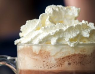 Whole Foods Just Took Whipped Cream To The Next Level For The Holidays