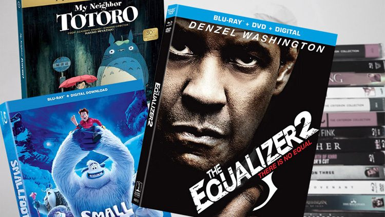 Binge Buy Equalizer 2 Has A Score To Settle On Blu Ray Mandatory