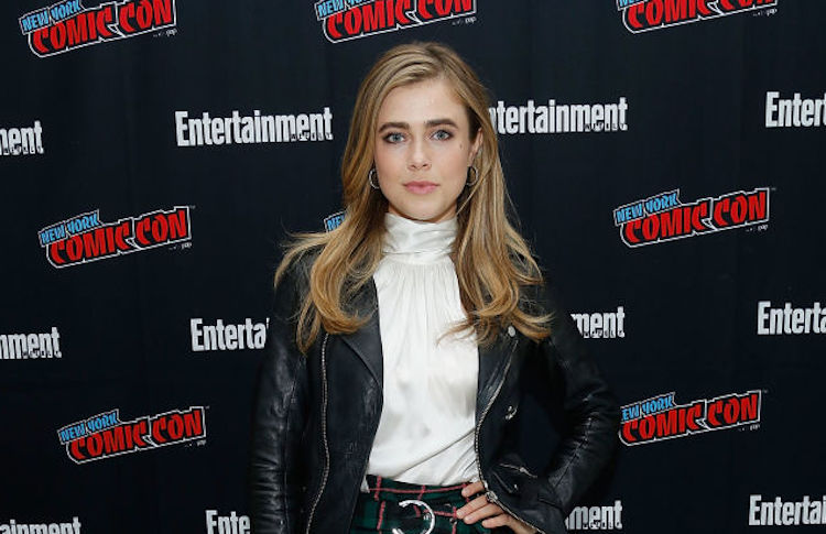 Melissa Roxburgh Manifests On Our Instagram Feed