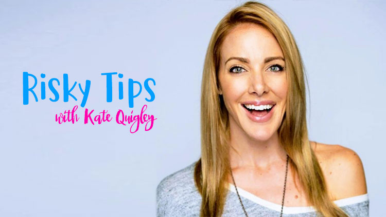 Risky Tips [With Kate Quigley]: Obsessed With My Ex