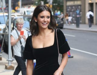 Nina Dobrev Makes Us All Part Of The Fam On Instagram