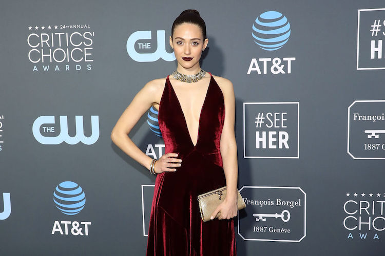 Not Following Emmy Rossum On Instagram Would Be A Shame