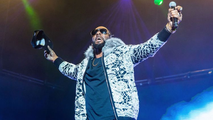 Sony Drops R. Kelly