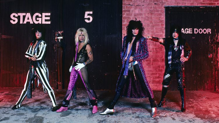 Motley Crue Dirt Biopic