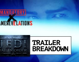 GameRevelations | Star Wars: Jedi Fallen Order Reveal Trailer Breakdown (Video)