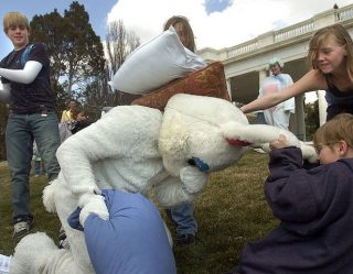 Florida Celebrates Easter Like You Might Expect…Bunny Brawls