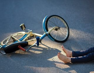 10 Hilarious GIFs of People Being Tackled Off Their Bikes