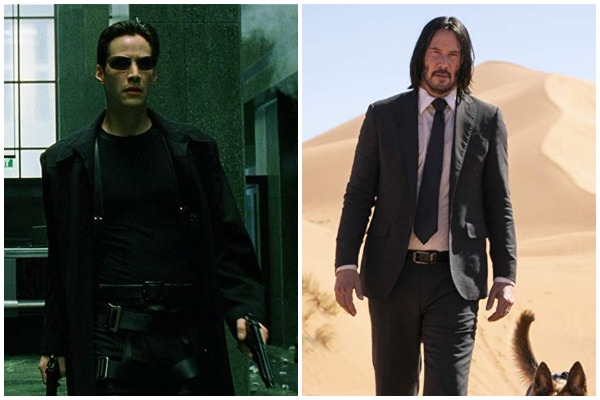 Dueling Keanus: Should You See 'John Wick 4' or 'Matrix 4' on May 21, 2021?