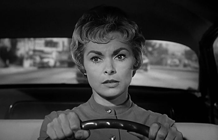 9. Janet Leigh - Psycho (1960)