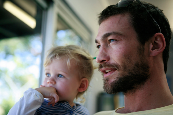 6. Be Here Now (The Andy Whitfield Story)