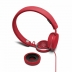 Urbanears Washable Headphones in Tomato