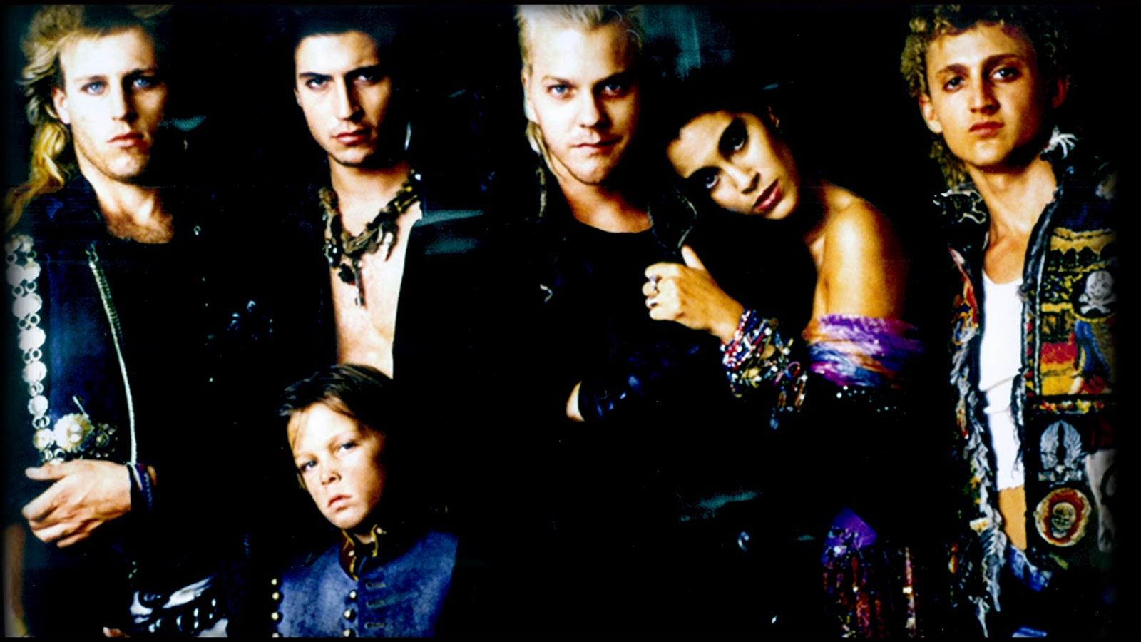 13. The Lost Boys - Thomas Newman/Various