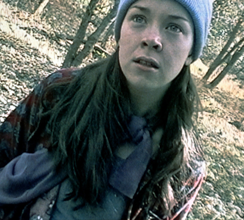 Worst Actress: Heather Donahue in The Blair Witch Project (2000)