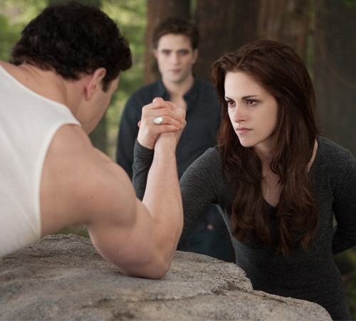 Razzie Sweep: 7 Wins for The Twilight Saga: Breaking Dawn - Part 2 (2013)