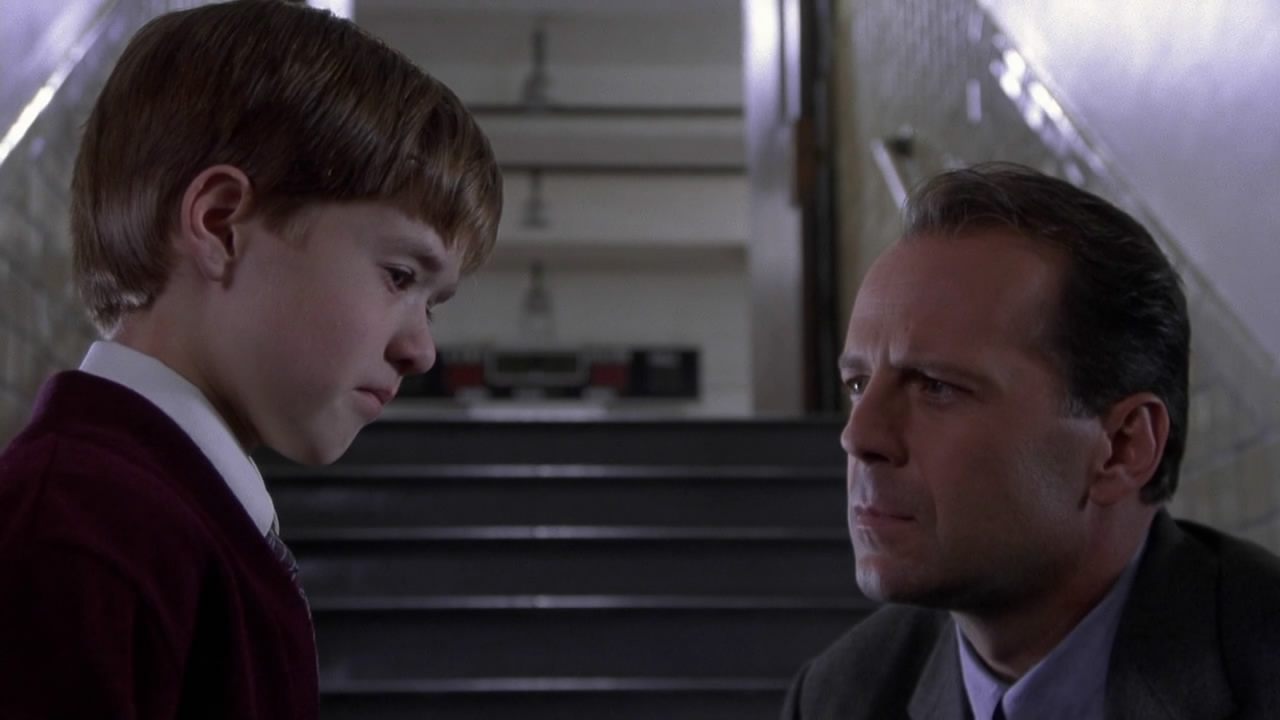 Bruce Willis in The Sixth Sense