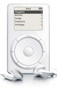 Apple Release Second iPod