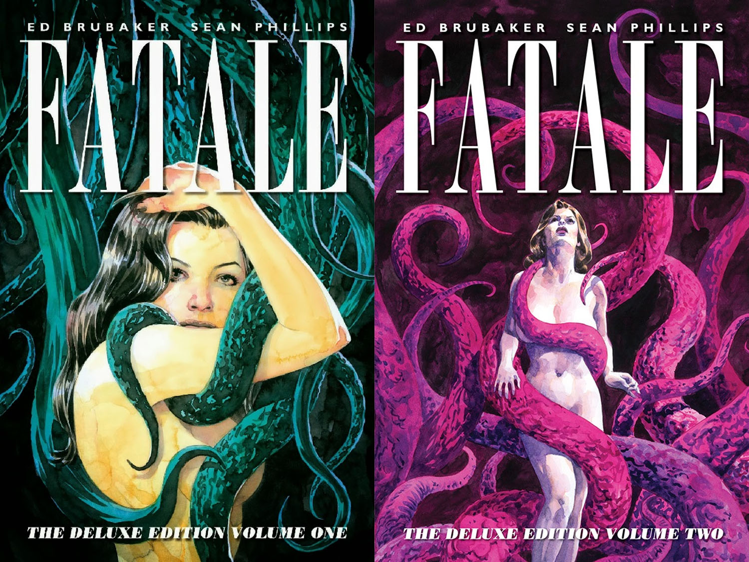Fatale Vol. 1 & 2: Deluxe Edition