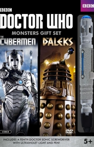 Doctor Who: Monsters Gift Set (DVD)