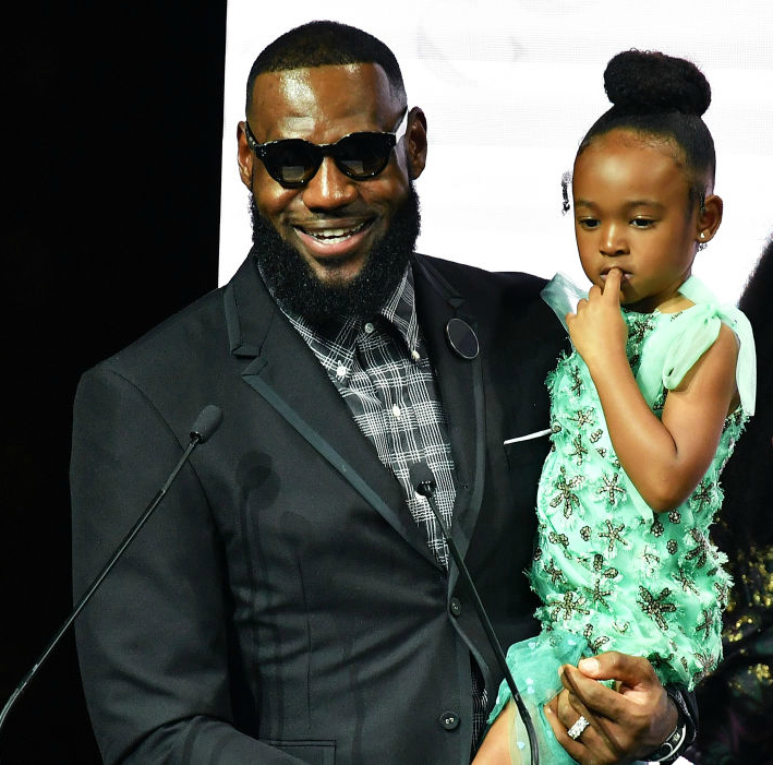 LeBron James' New School is a Slam Dunk for Success