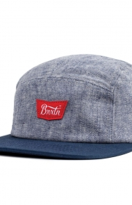 Stith 5 Panel Cap by Brixton