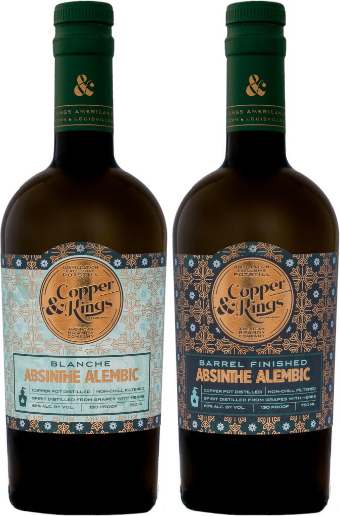 Copper & Kings Absinthe Alembic