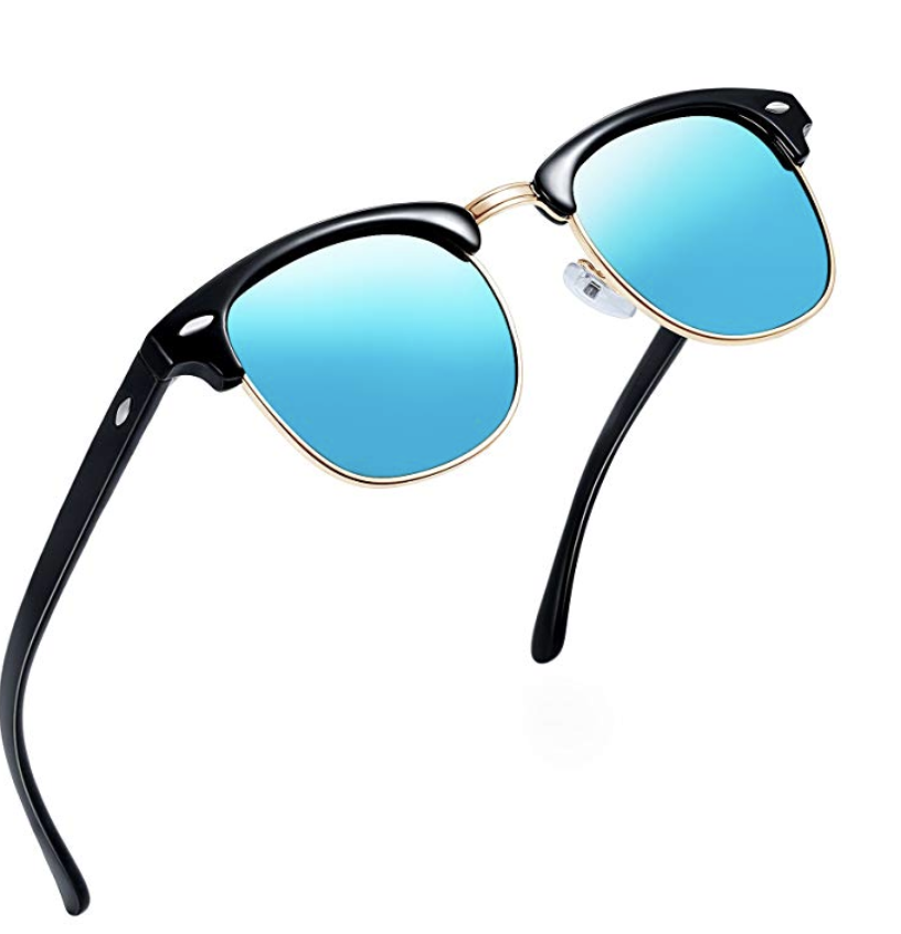 Joopin Rimless Polarized Sunglasses