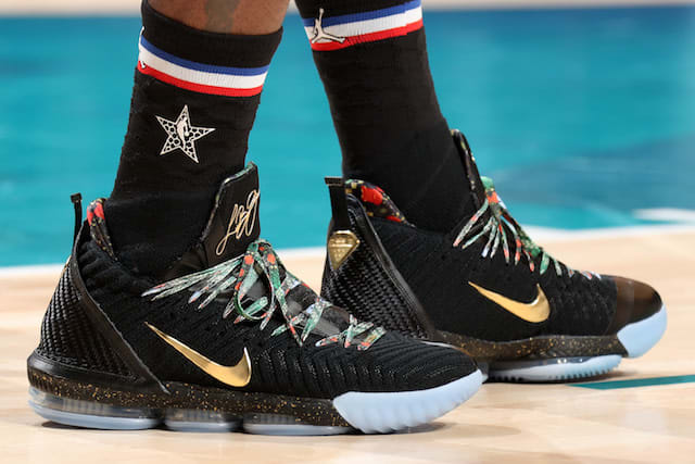 LeBron James: LeBron Nike 16 'Watch the Throne'