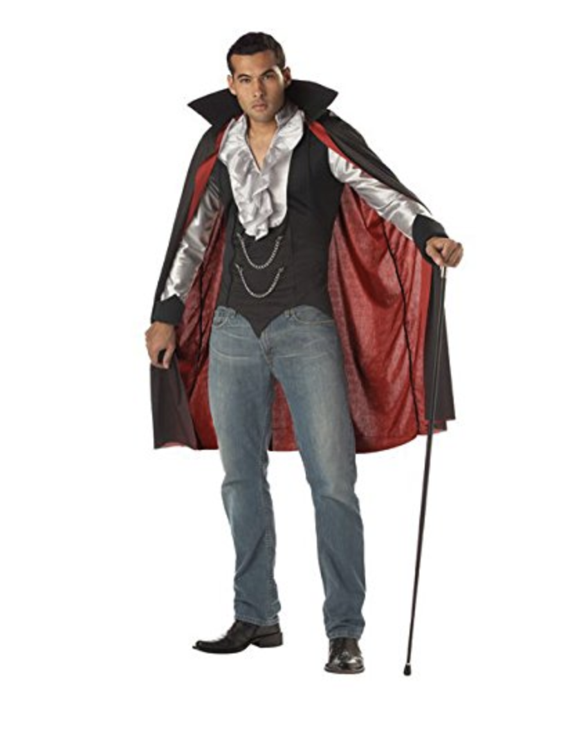 Very Cool Vampire Costume