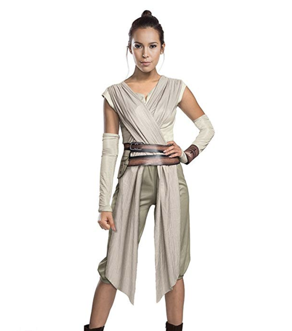 Star Wars The Force Awakens Rey Costume