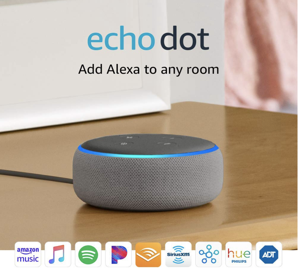 Free Echo Dot With Purchase of Any Fire TV Edition