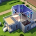 The Sims 4 - Building a Home in Your Home