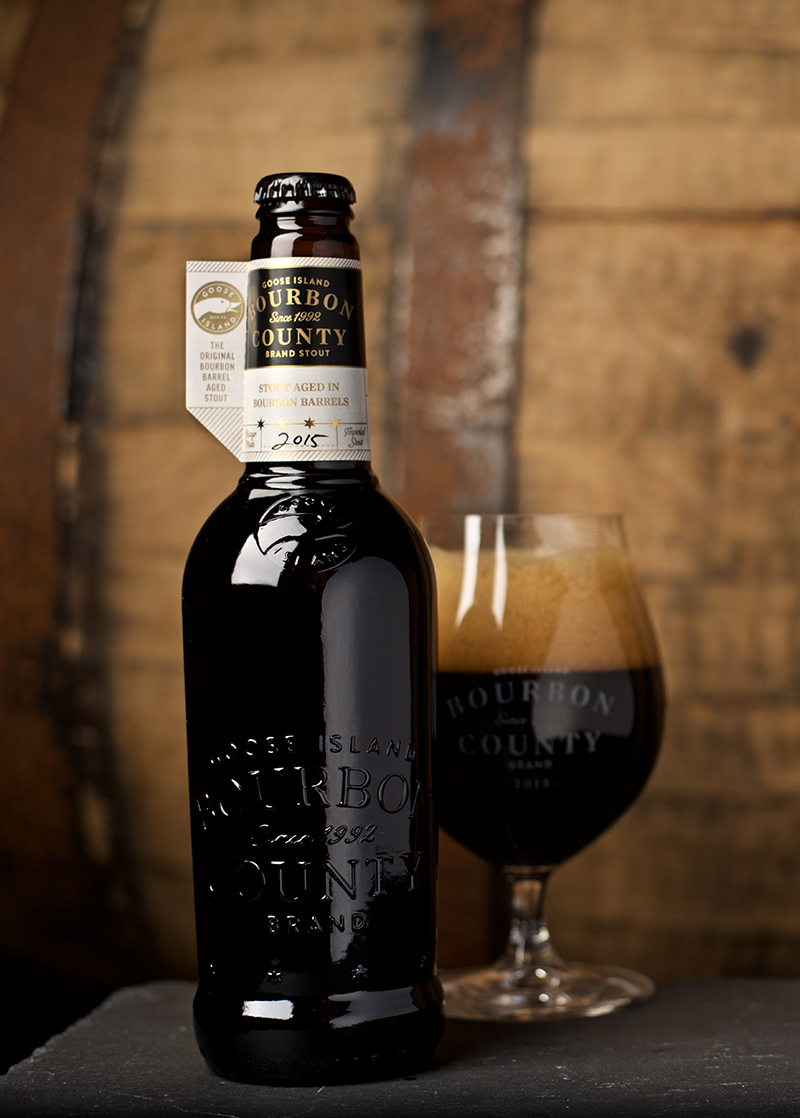 Bourbon County Original Stout