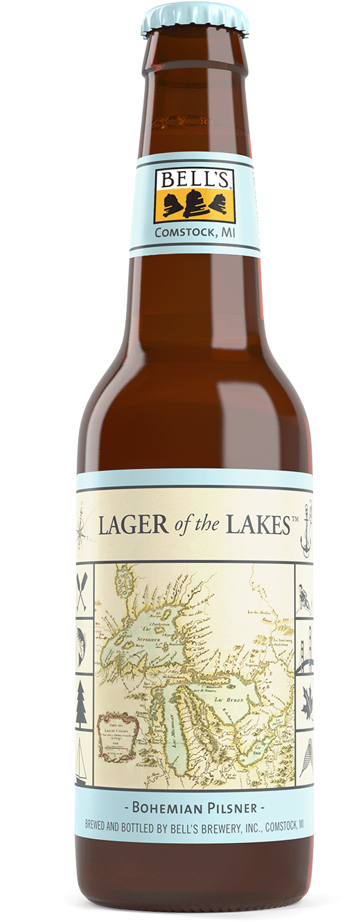 Bell's Lager of the Lakes
