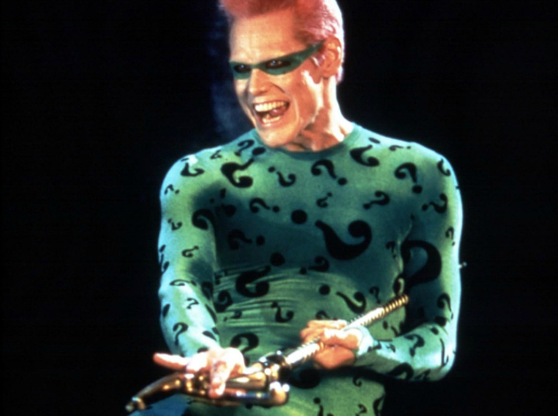 The Riddler: Now