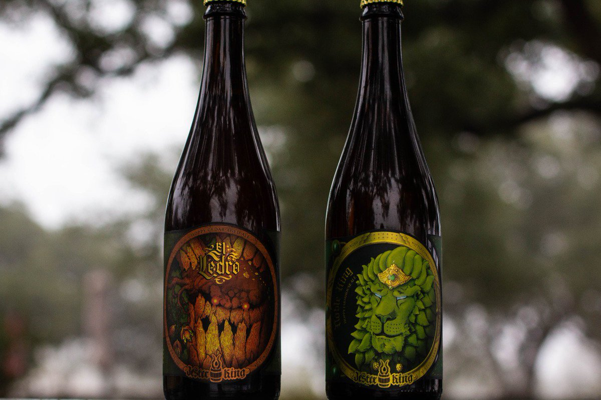 Jester King Brewery (University of Texas)