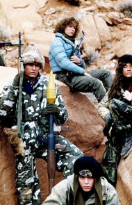 No. 7 - Red Dawn (1984)