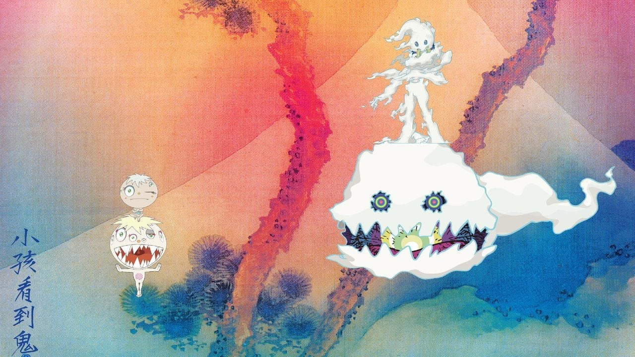 Kids See Ghosts: 'Kids See Ghosts'