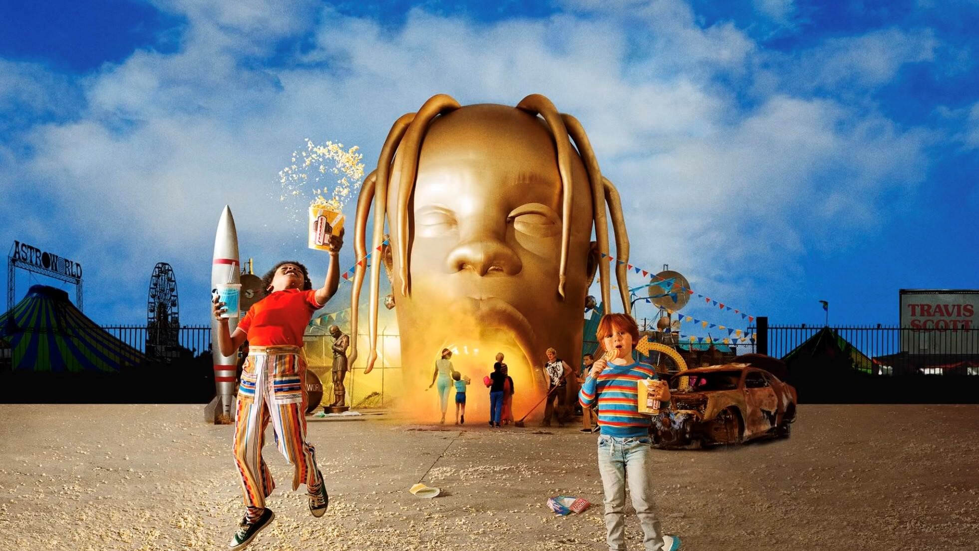 Travis Scott: 'Astroworld'