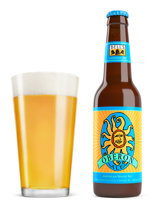 Bell's Oberon and Grilled Chicken
