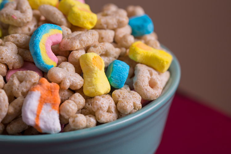 10. Lucky Charms