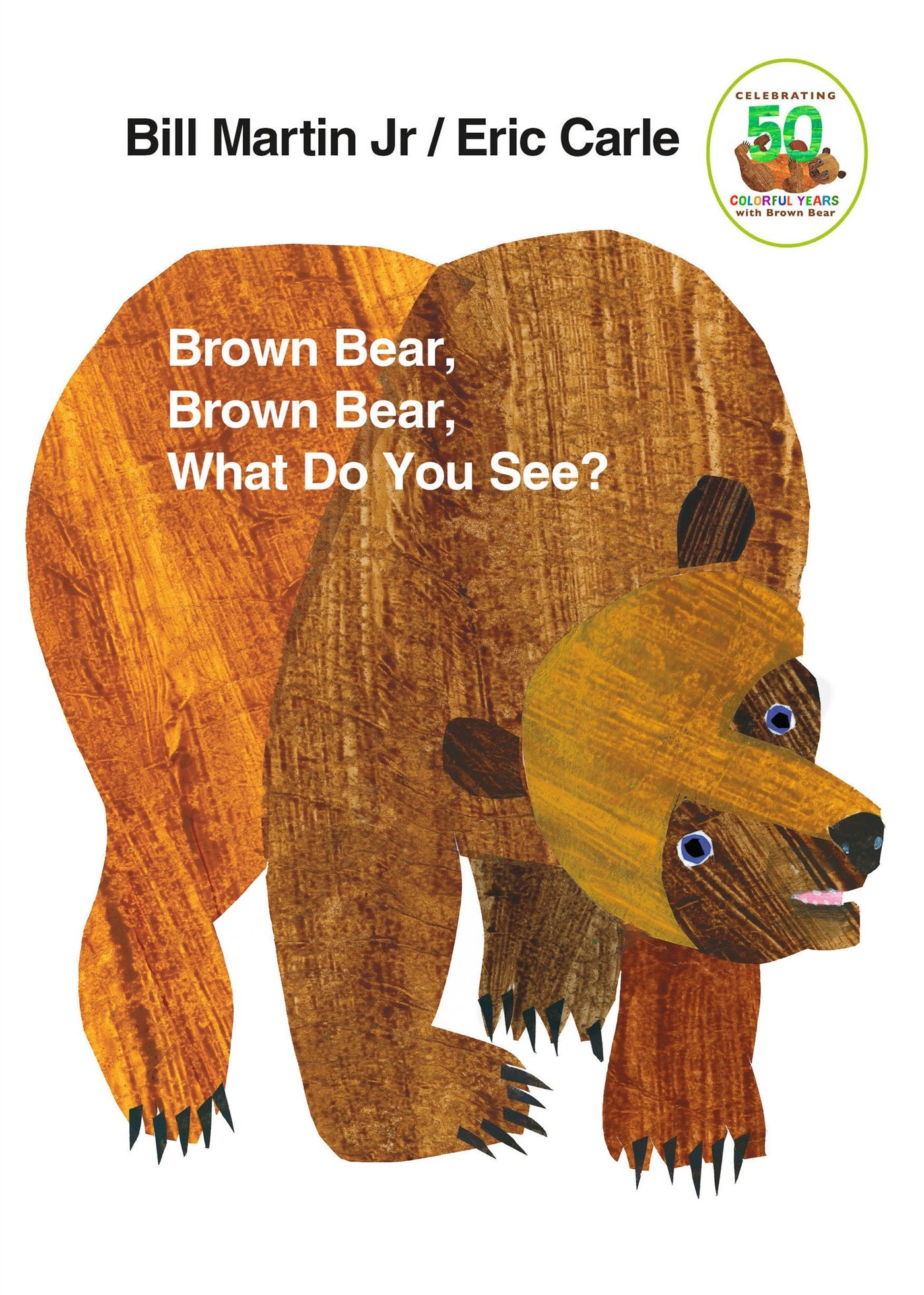 3. 'Brown Bear, Brown Bear, What Do You See?'