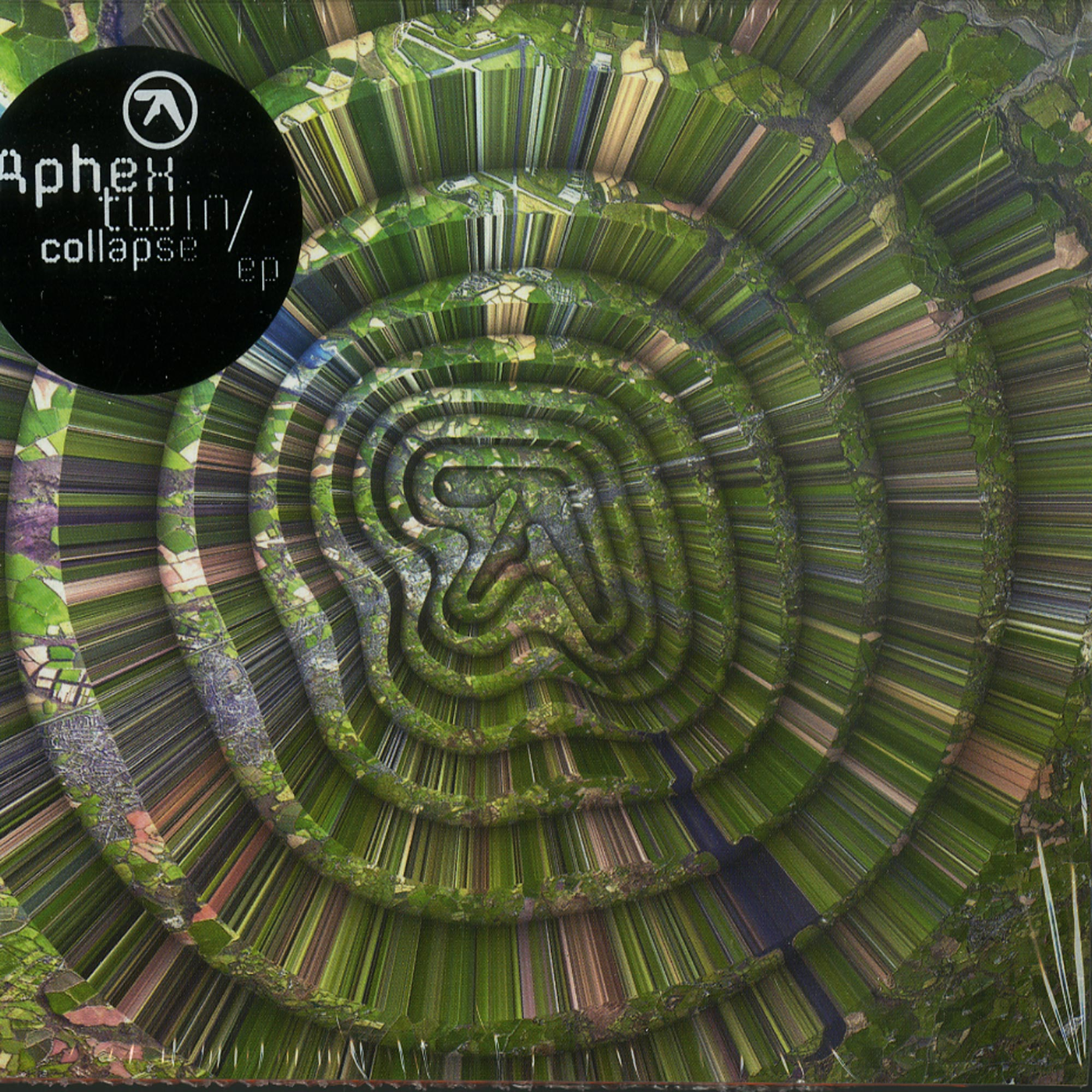 Aphex Twin: 'Collapse EP'
