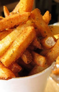 6. Five Guys Cajun Fries