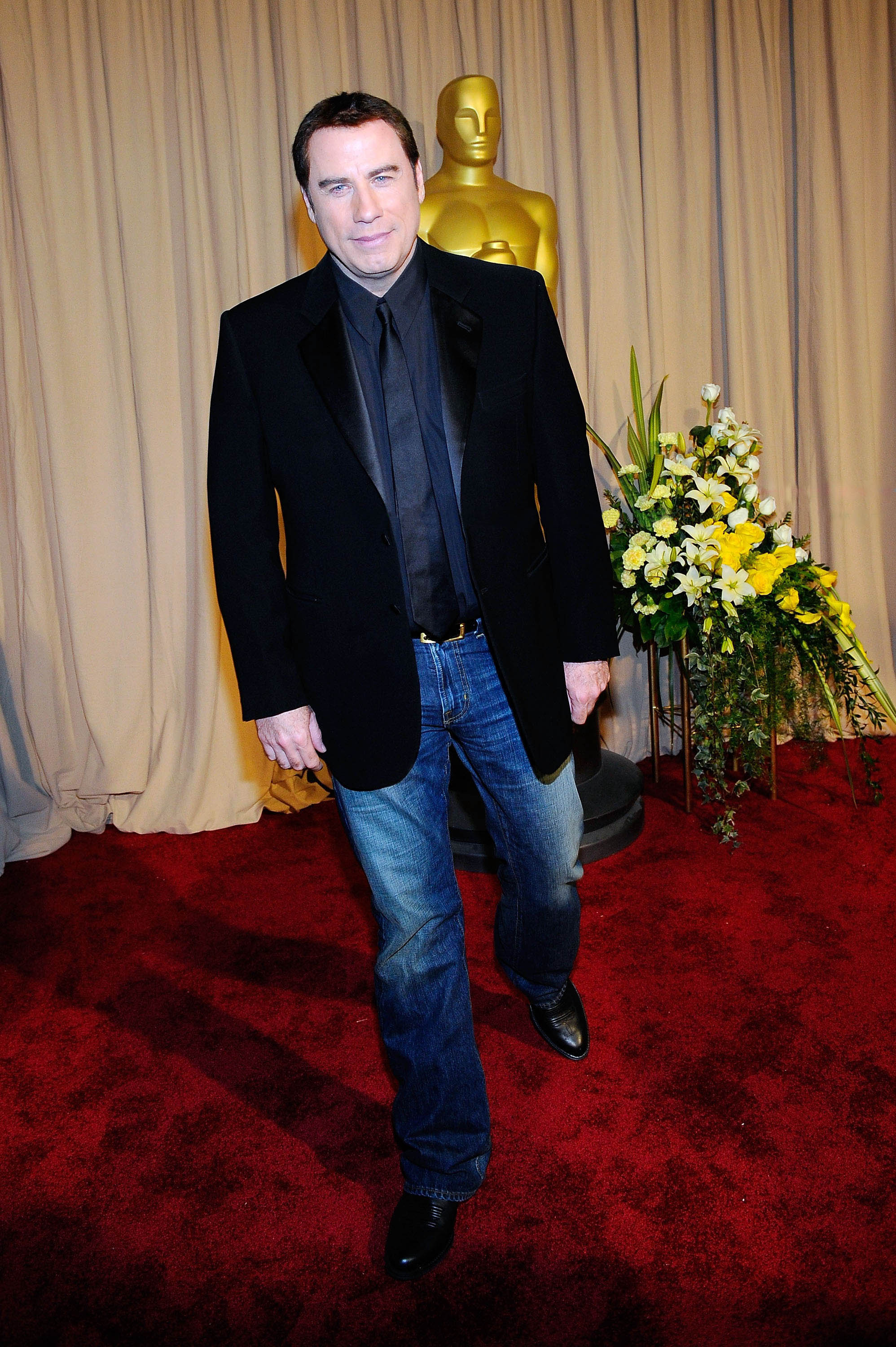John Travolta - 2010 Academy Awards