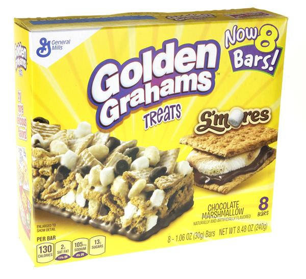 2. Golden Grahams Treats