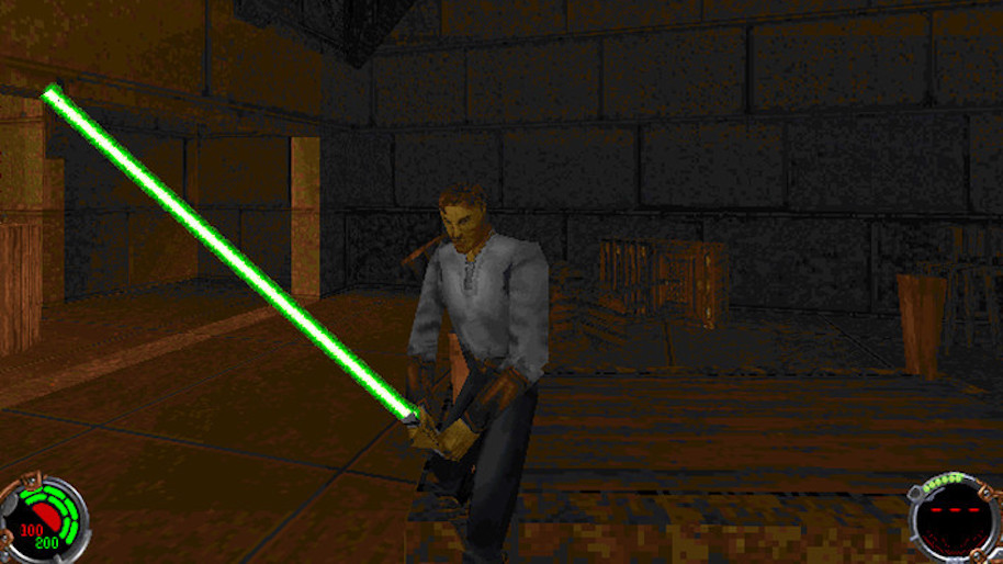 'Star Wars Jedi Knight: Dark Forces II'
