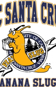UC-Santa Cruz Banana Slugs