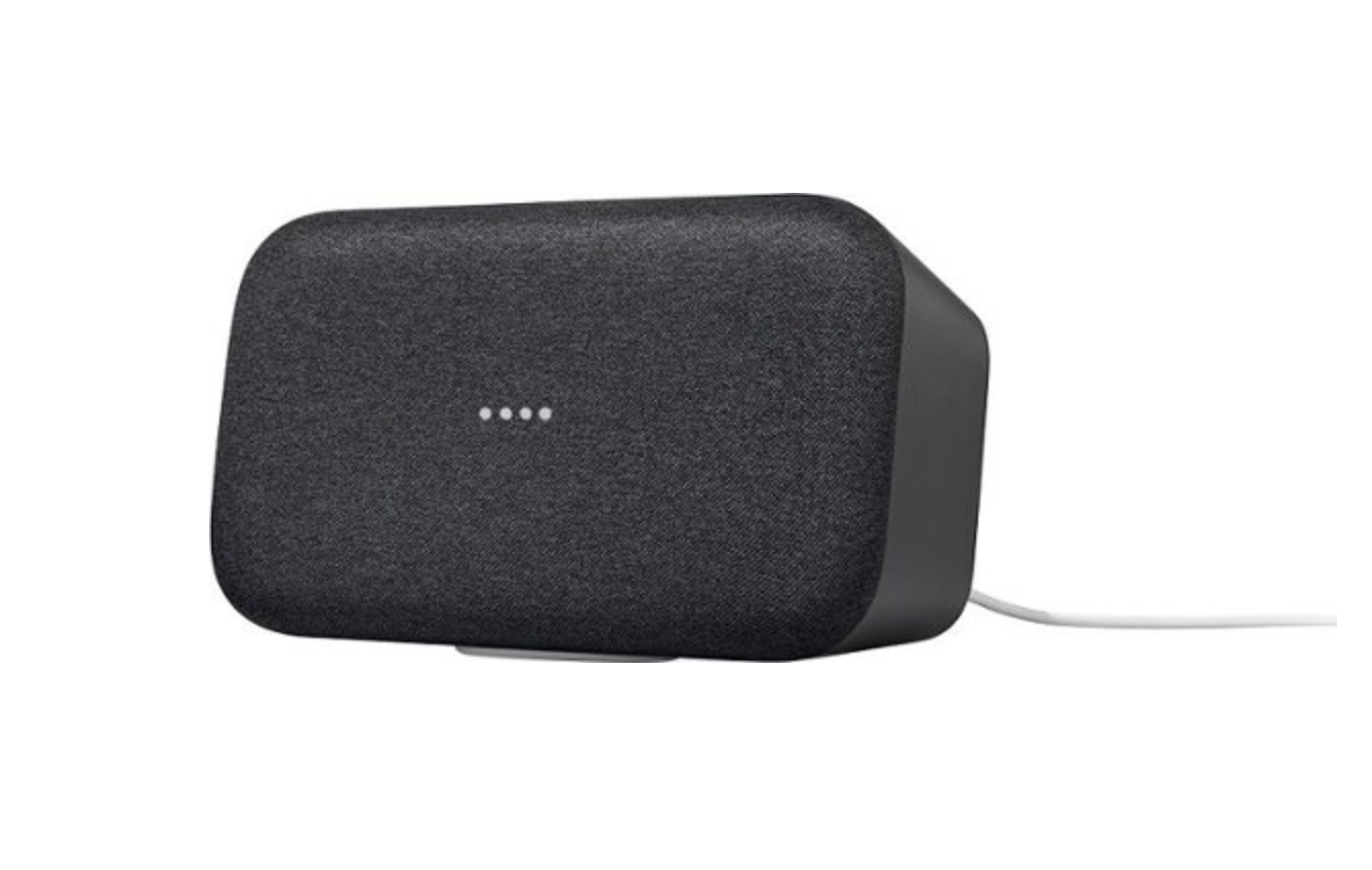 Google - Home Max - Smart Speaker with Google Assistant