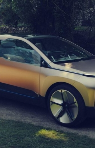 BMW Vision iNext Concept #5