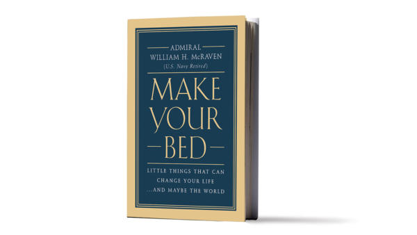 'Make Your Bed' by William McRaven
